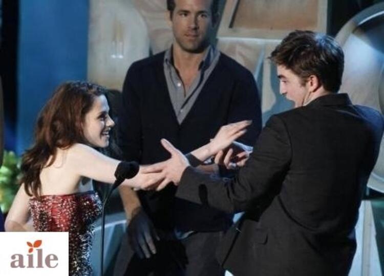 Kristen Stewart - Robert Pattinson