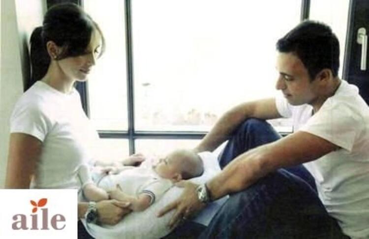 Mustafa Sandal ve Emina Türkcanın Oğlu Yaman