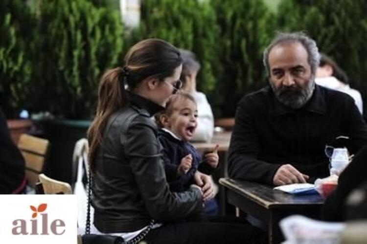 Yılmaz Erdoğan ve Belçim Bilgiin Oğlu Rodin