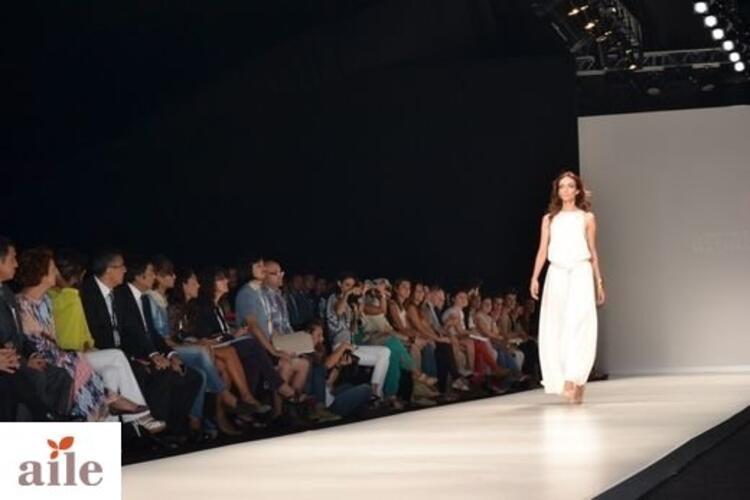 İstanbul Fashion Week Argande Defilesi
