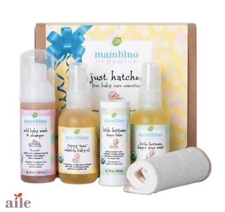 MambinoOrganics Organik Kozmetik Ürünler