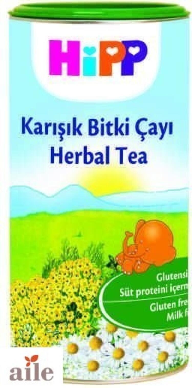 Hipp Karışık Bitki Çayı