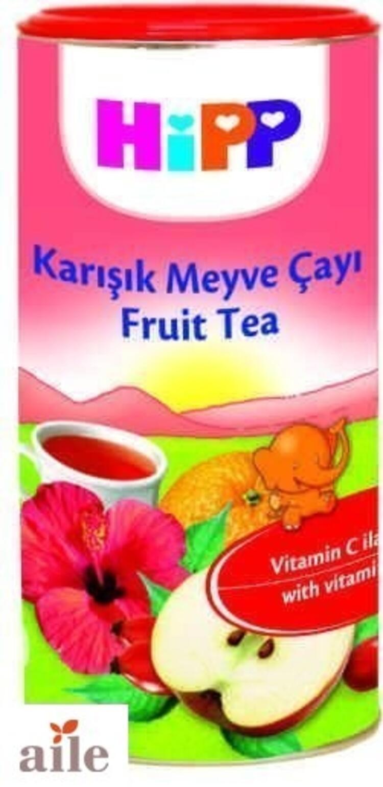 Hipp Karışık Meyve Çayı