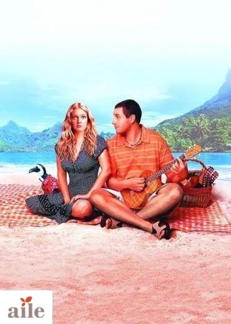 50 İlk Öpücük (50 First Dates)