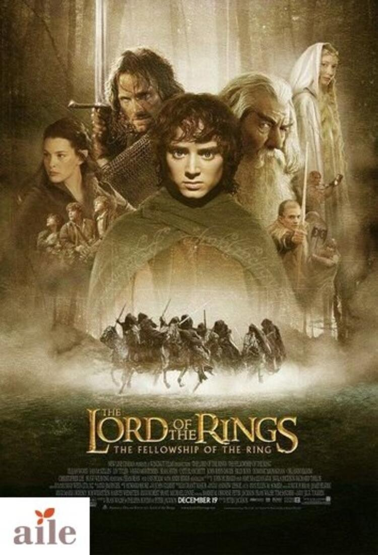 Yüzüklerin Efendisi Üçlemesi (Lord of The Rings Trilogy)