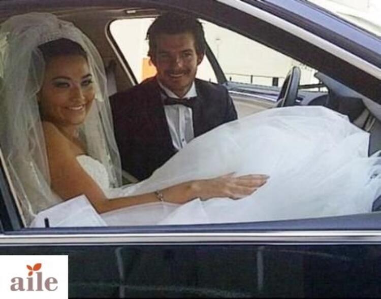 Gizem ve Hakan Böyle Evlenmişti