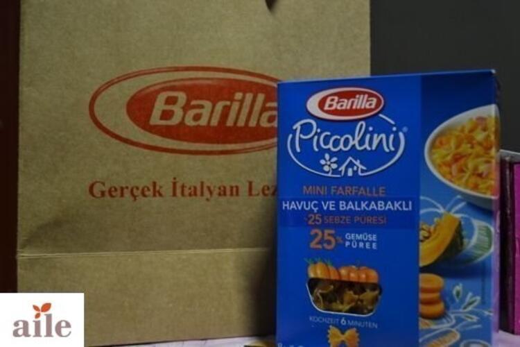 Barilla Piccolini Partiye Damgasını Vurdu