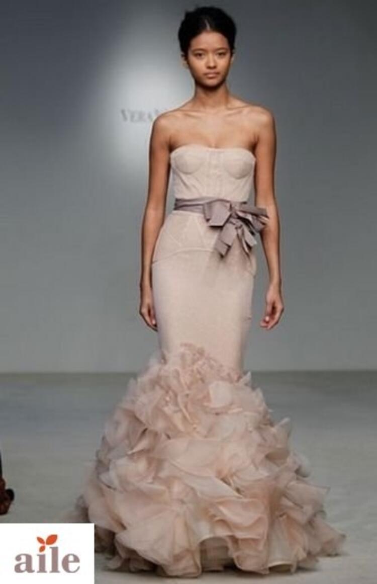 Vera Wang 2012 gelinlik modelleri