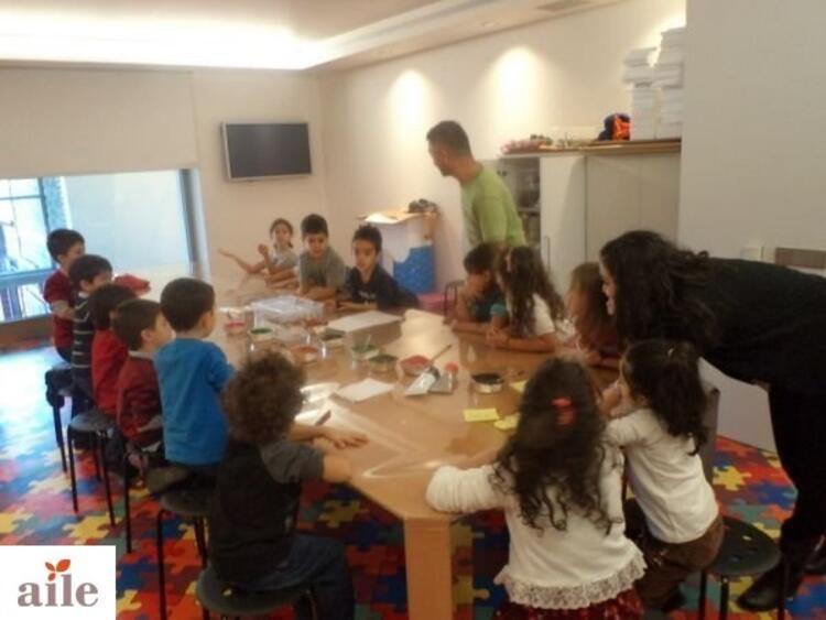 Borusan Contemporaryde çocuk atölyeleri