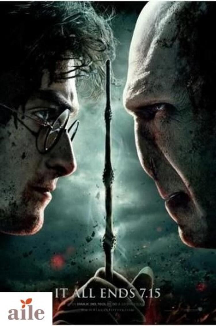 Harry Potter İt All Ends