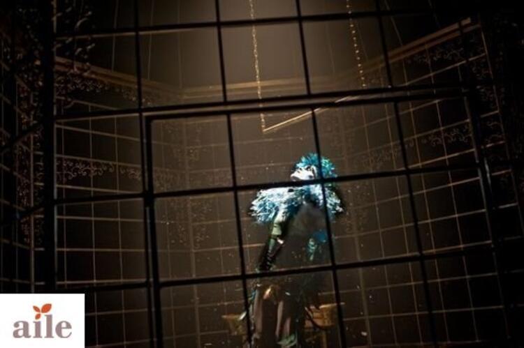 Zenne filminin kamera arkası görüntüleri