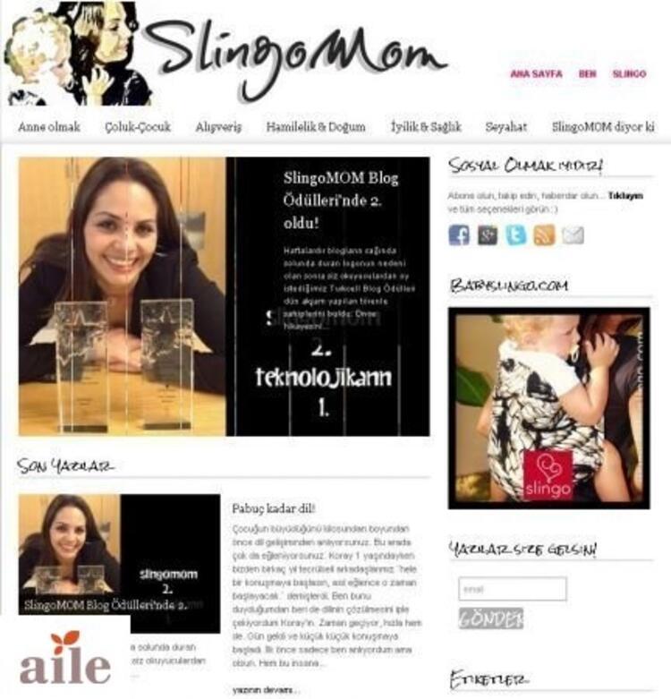 Slingomom