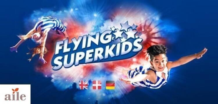 Flying Superkids, TİM Maslak Show Center'da