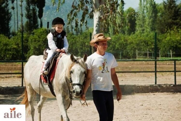 Hotel Berke Ranch'ta sömestir tatili keyifli geçecek