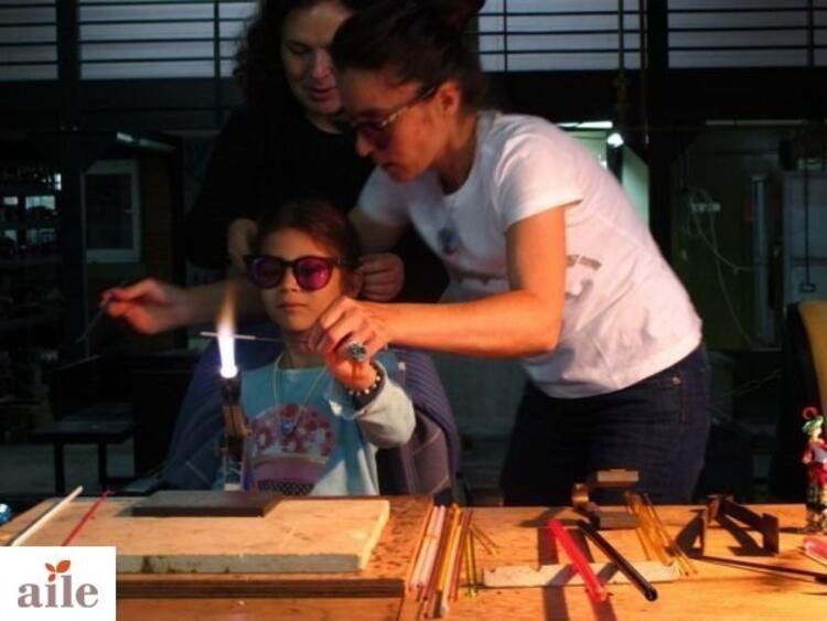 Çocuğunuzu cam sanatı ile tanıştırmanın tam vakti