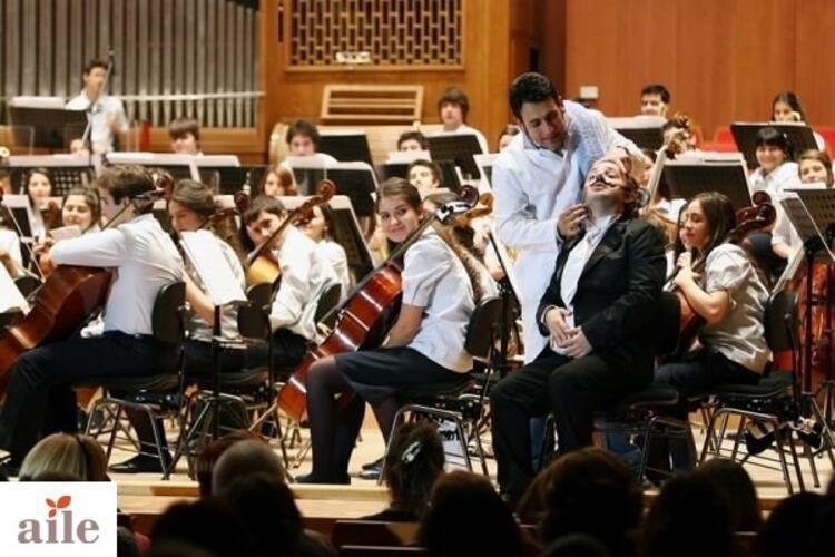 Doğuş Çocuk Senfoni Orkestrası, Senfonik Kabare ile Anadolu'da
