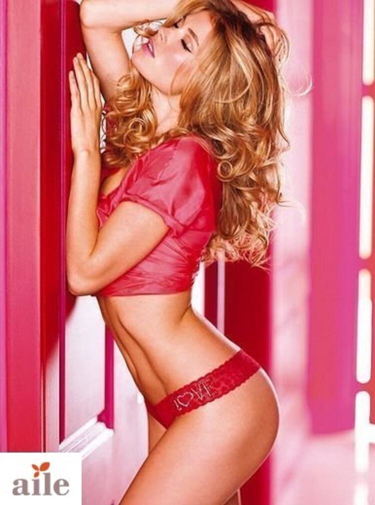 Victorias Secret Sevgililer Günü koleksiyonu