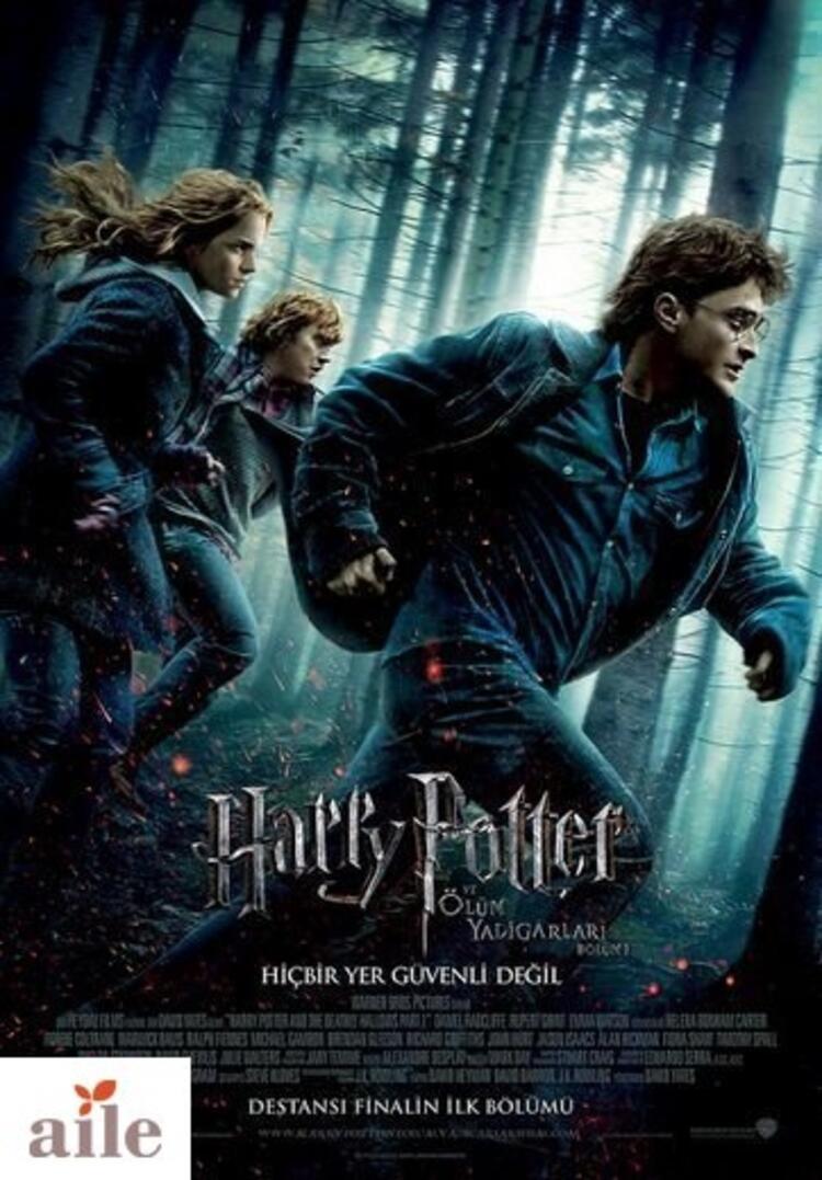 Harry Potter Ölüm Yadigarları- Bölüm 1