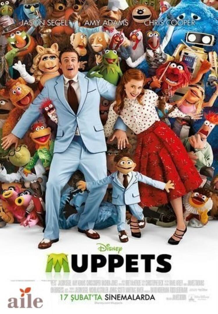 Muppets sinemalarda
