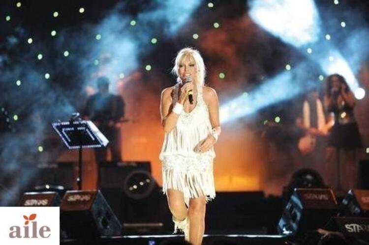 Ajda Pekkan konseri