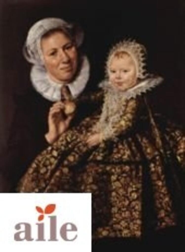 Orta çağ annesi: Kutsal çocuğun doğuşu