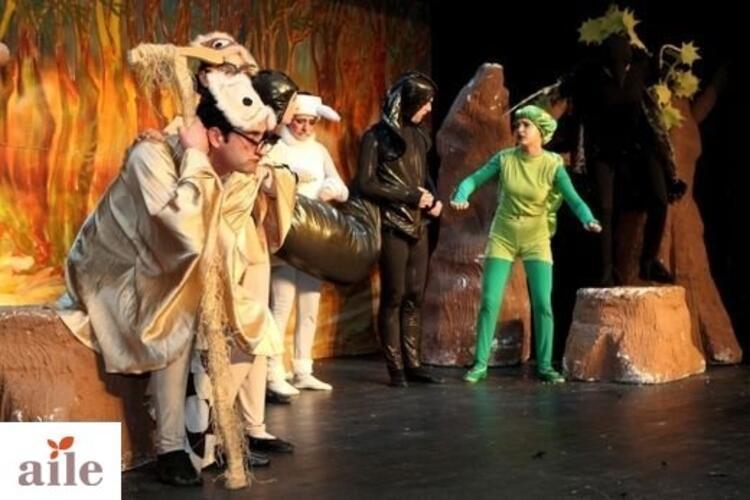 """""""La Fonten Orman Mahkemesinde"""" oyunu izleyicisiyle buluşacak"""