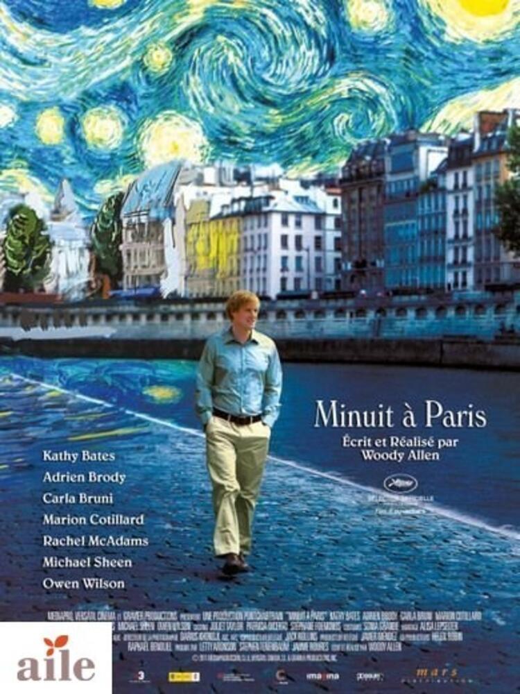 Pariste Gece Yarısı