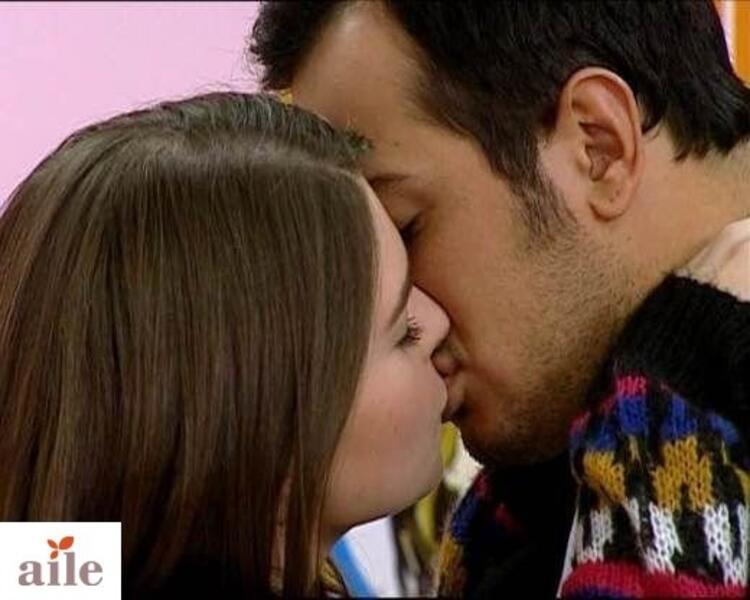 Türk televizyonlarındaki öpüşme sahneleri