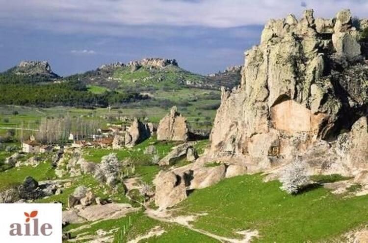 Frig Vadisi / Afyon – Eskişehir