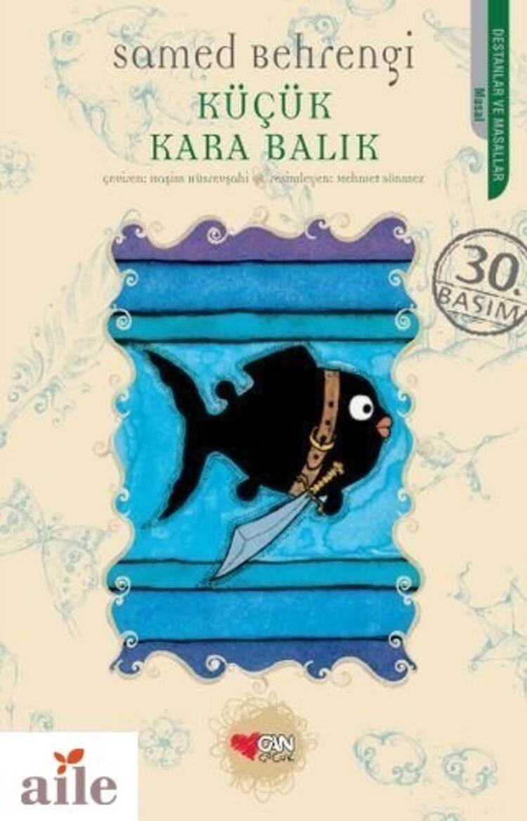 Küçük Kara Balık- Samed Behrengi