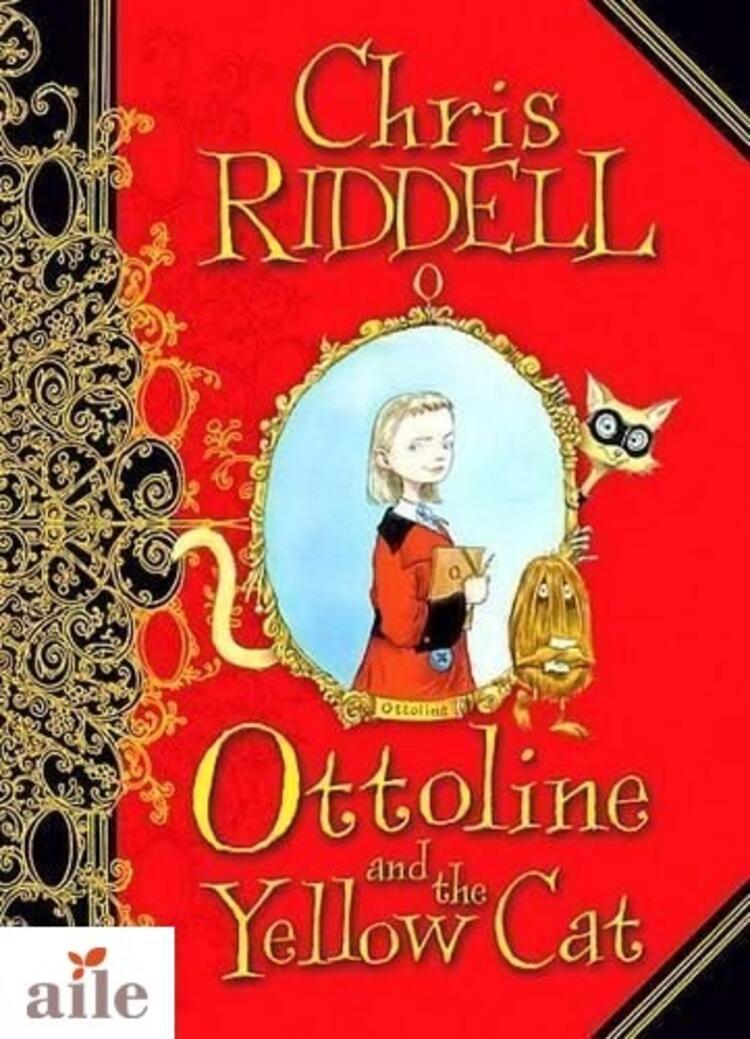 Ottoline Serisi- Chris Riddell