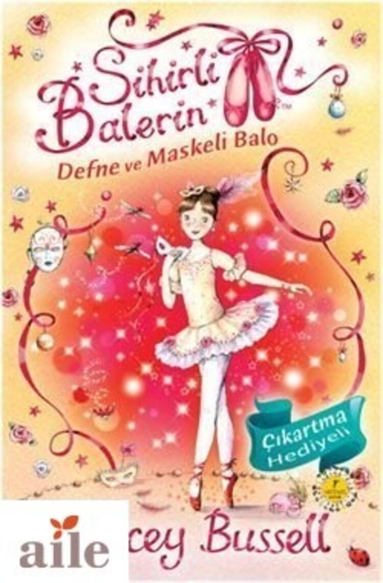 Sihirli Balerin Serisi - Darcey Bussell
