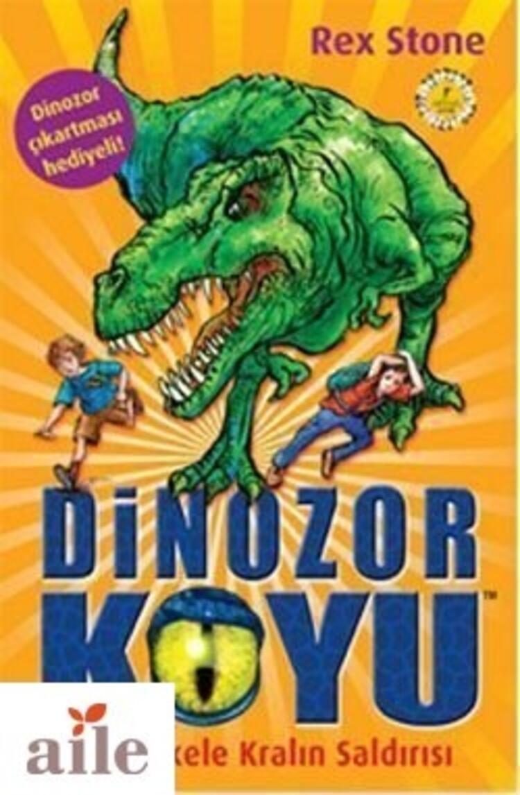 Dinozor Koyu Serisi - Rex Stone