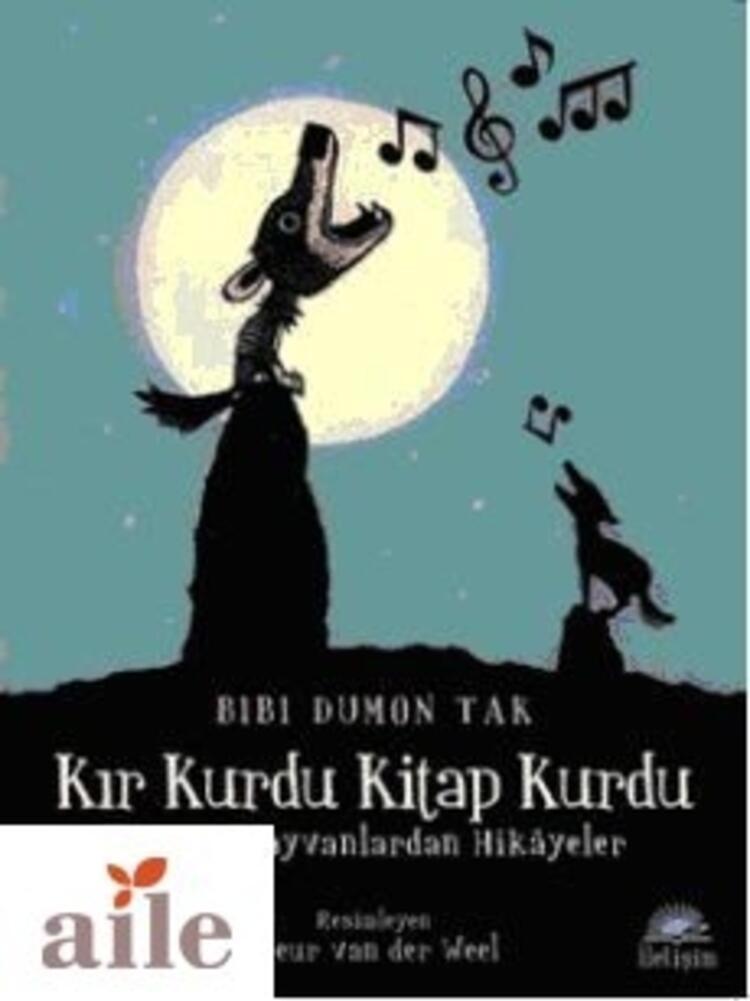 Kır Kurdu Kitap Kurdu-Bibi Dumon Tak