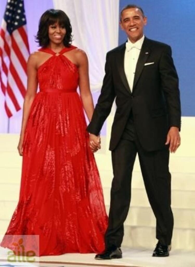 Michelle Obama - Barack Obama