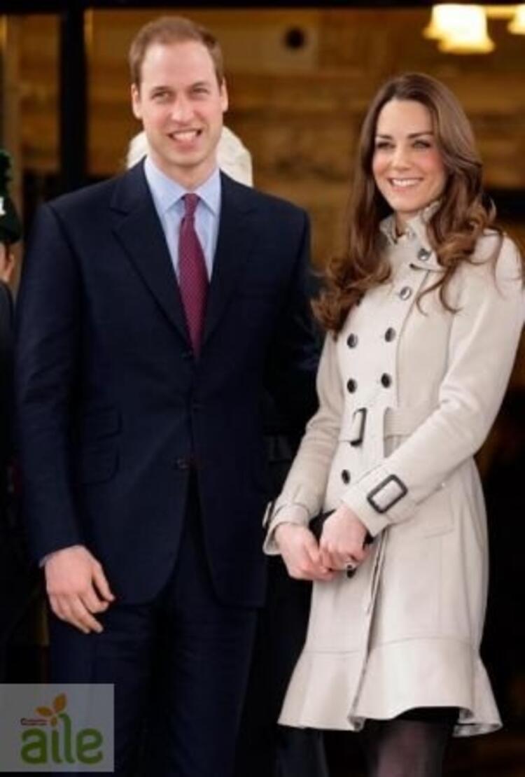 Prens William - Kate Middleton