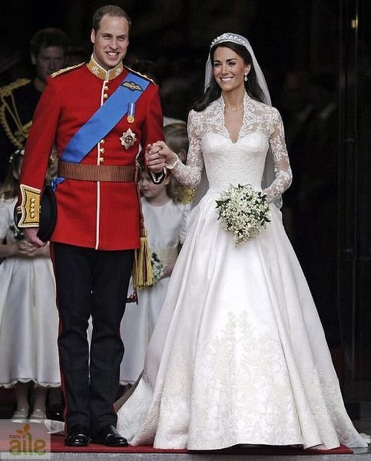 Kate Middleton ve Prens William