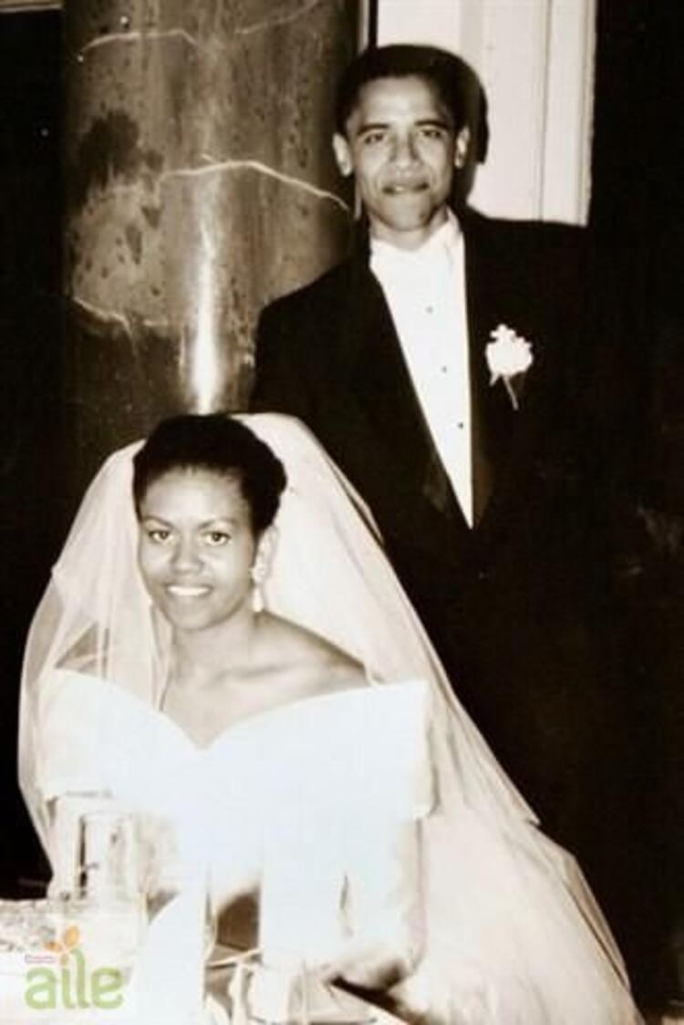 Michelle ve Barack Obama