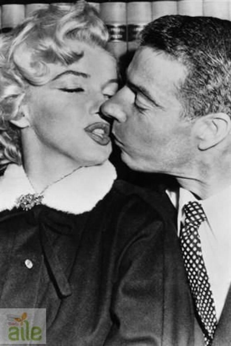 Marilyn Monroe ve Joe DiMaggio