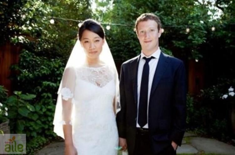 Priscilla Chan ve Mark Zuckerberg