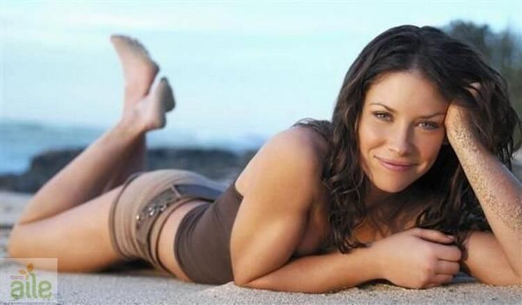 Evangeline Lilly: 38