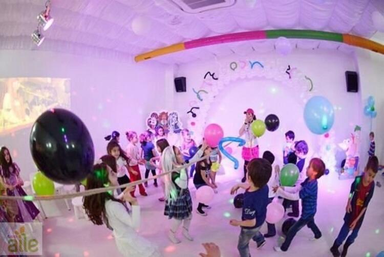 Doğum günü partileri