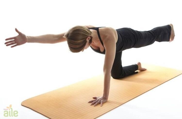 Basit yoga hareketleri