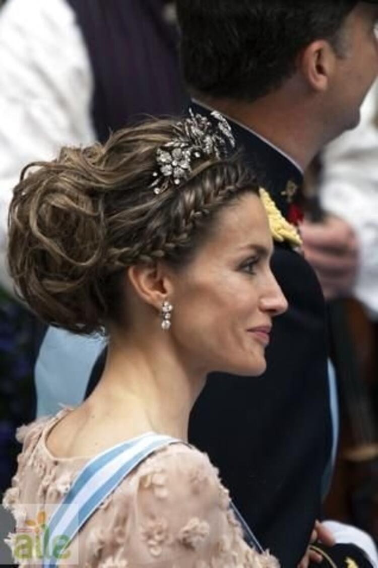 İspanya prensesi Letizia