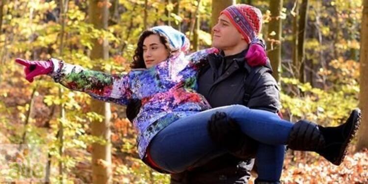 Zeynep ve Keremin en romantik anları