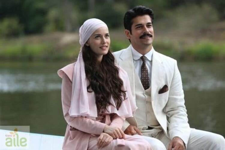 Kamran ve Feridenin en romantik anları...