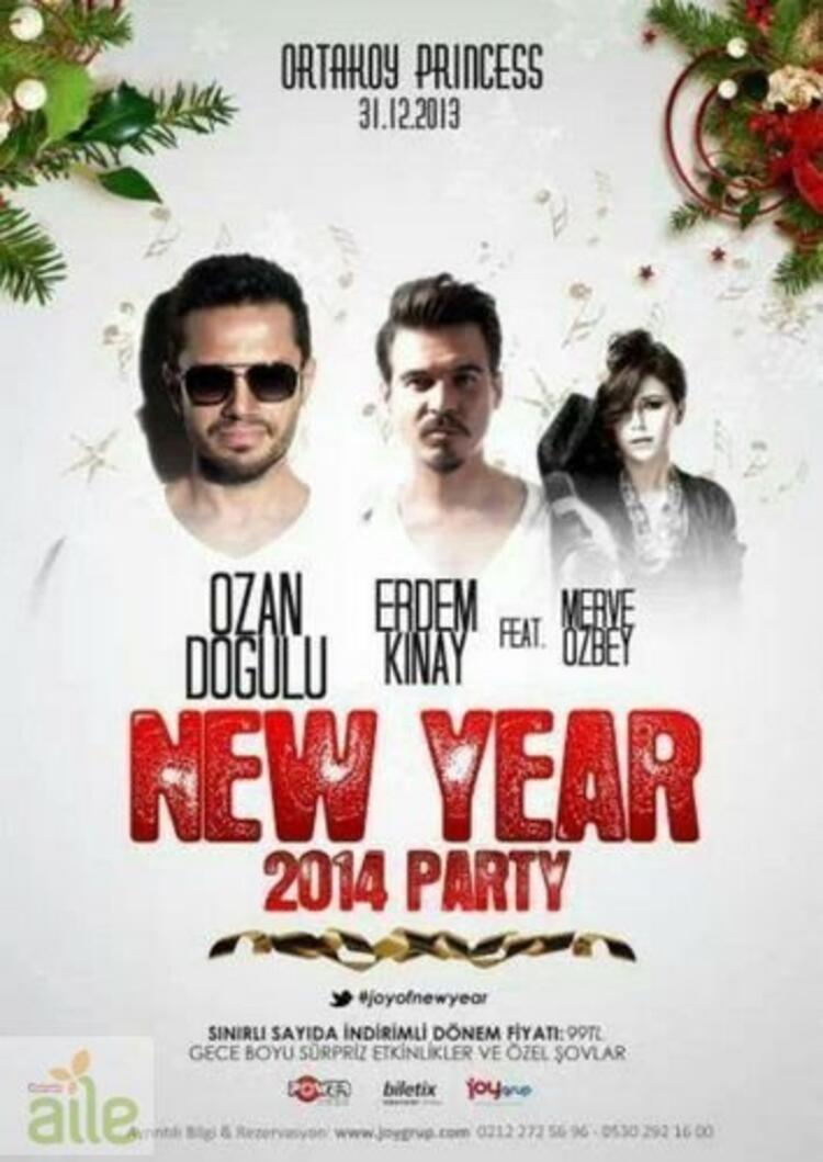 New Year 2014 Party