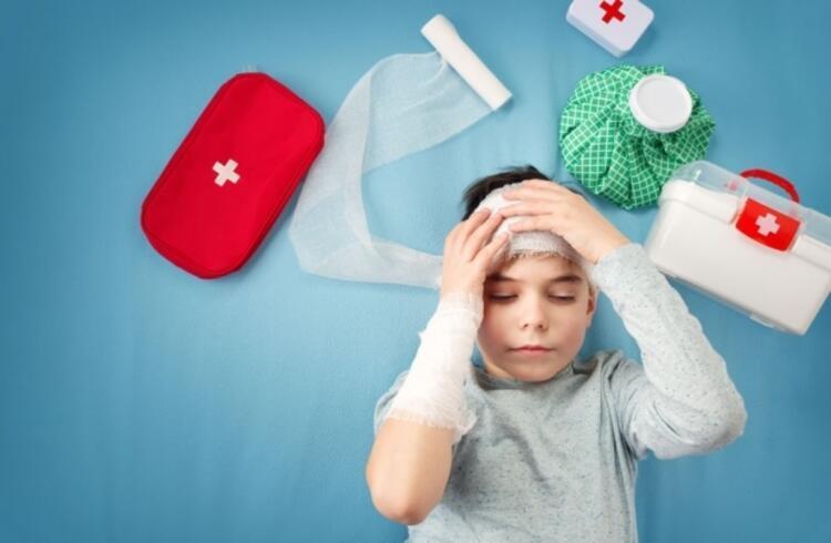 Kaza sırasında soğukkanlılığınızı koruyun