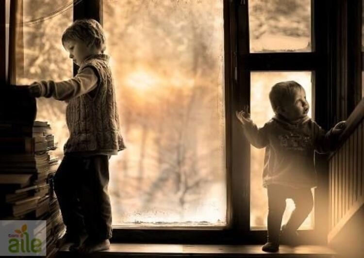 İki kardeşin doğayla muhteşem ilişkisi
