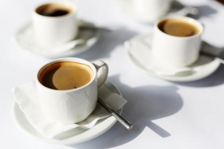 Kahve zayıflamaya yardımcı oluyor